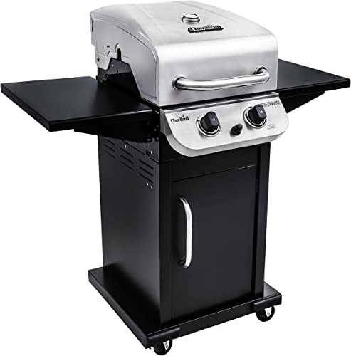 Char-Broil Performance 300 2-Burner Cabinet Gas Grill- Best 2-Burner Cabinet Gas Grill under 400 dollars