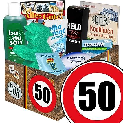 50 Geburtstag Geschenk Idee Pflegeset Lustige Geschenke Zum 50