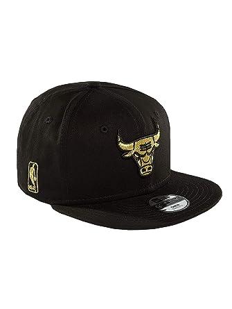 New Era Unisex Gorras / Gorra Snapback Golden Chicago Bulls 9Fifty: Amazon.es: Deportes y aire libre