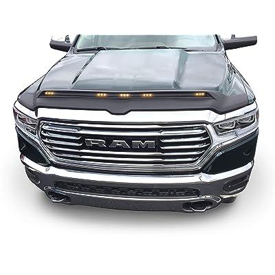 Auto Ventshade 753163 Aeroskin LightShield for 2020 Ram 1500: Automotive