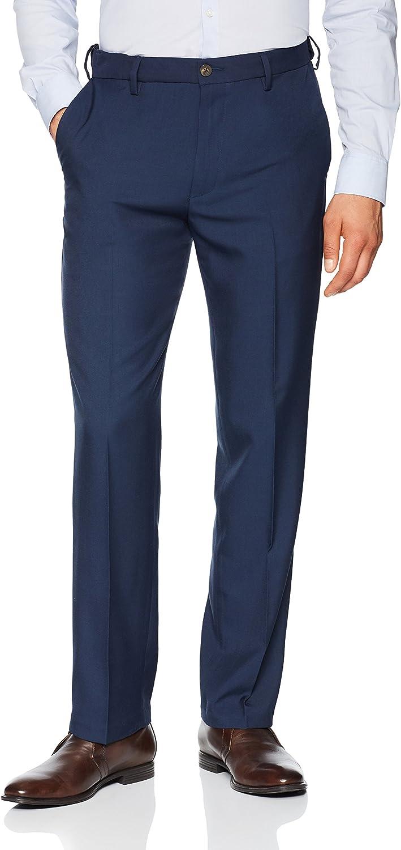Franklin Tailored Men's Expandable Waist Classic-Fit Dress Pants