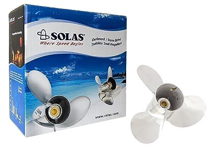 SOLAS Saturn 3 Blade Stainless 9 25