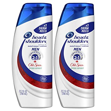 amazon com head and shoulders shampoo and conditioner 2 in 1 anti