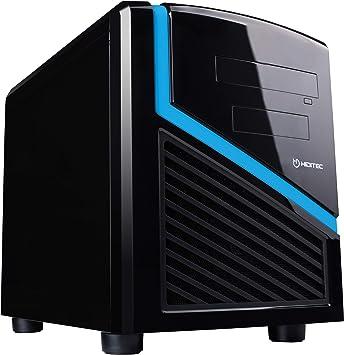 Hiditec | Caja Mini Ordenador Dark Kube Formato Micro ATX | Mini ...