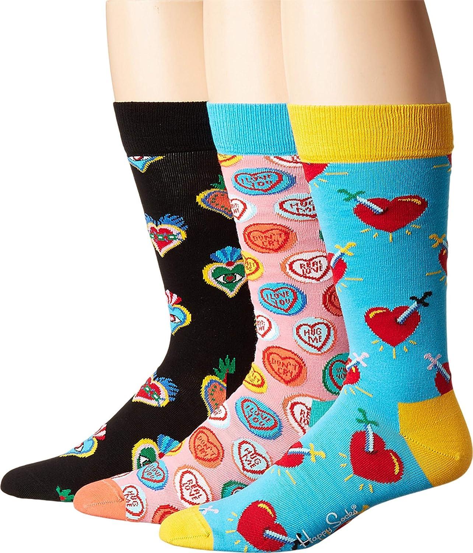 Happy Socks Mens I Love You Gift Box