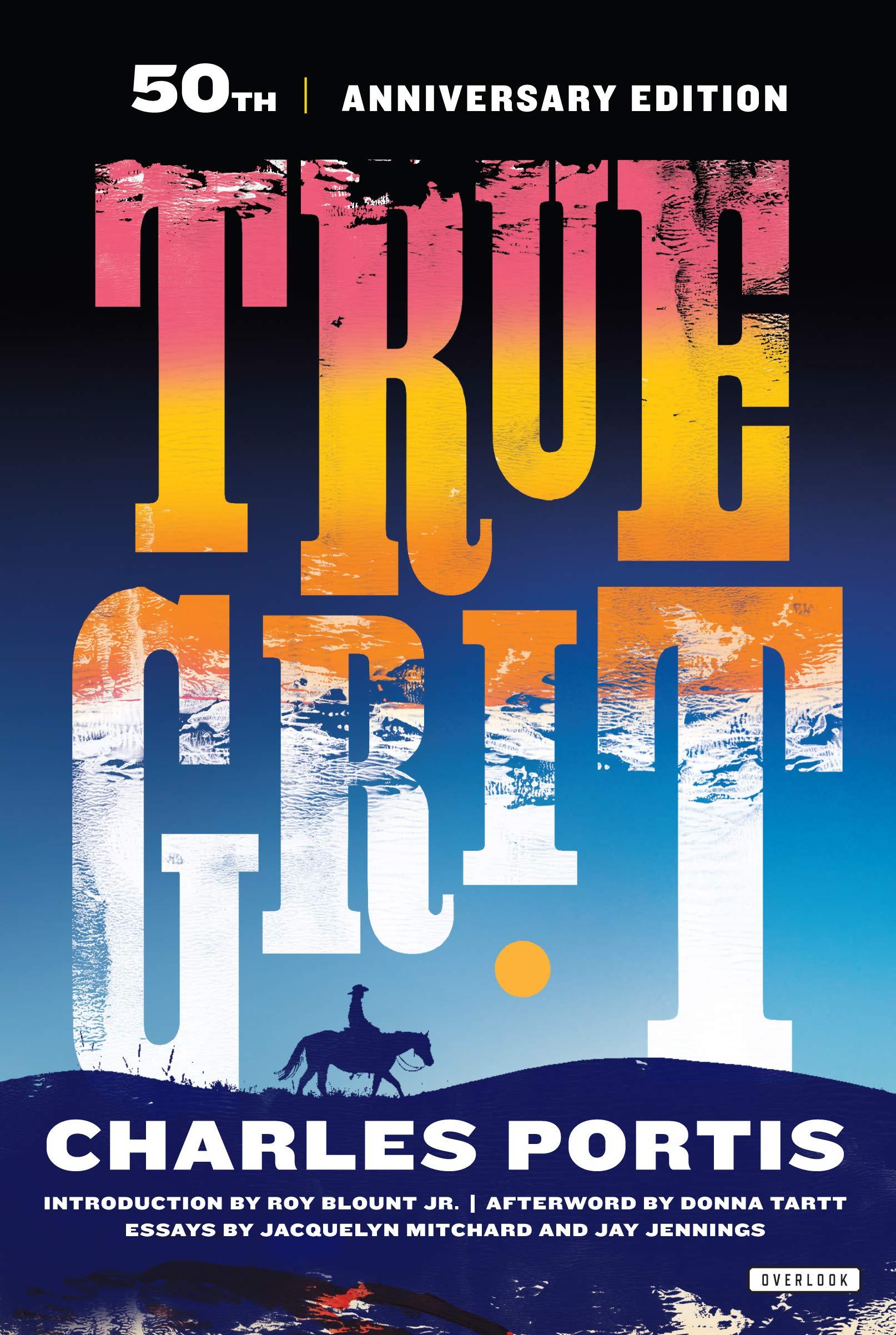 TRUE GRIT: 50th Anniversary Edition: Amazon.es: Portis ...