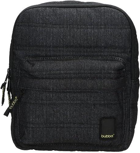 Bubba Bags Canadian Design Backpack Matte Regular Limited Edition Denim Black