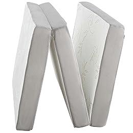 Modway 4-inch Relax tri-fold mattress