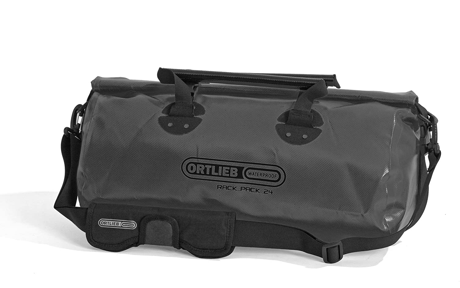 Ortlieb Rack Pack Travel Bike Bag Small Asphalt