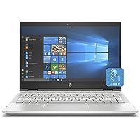 "HP Pavilion x360 14-cd0013ns - Ordenador Portátil Convertible 14"" FullHD (Intel Core i7-8550U, 8GB RAM, 256GB SDD, Nvidia GeForce MX130, Windows 10) Color Plata - Teclado QWERTY Español"