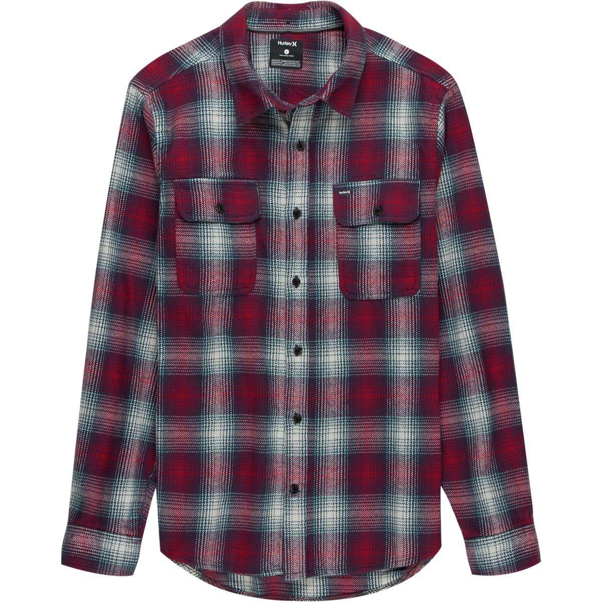 Hurley MVS0004190 Mens Cortez Long Sleeve Shirt