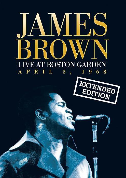 Top 9 James Brown Luve At The Boston Garden