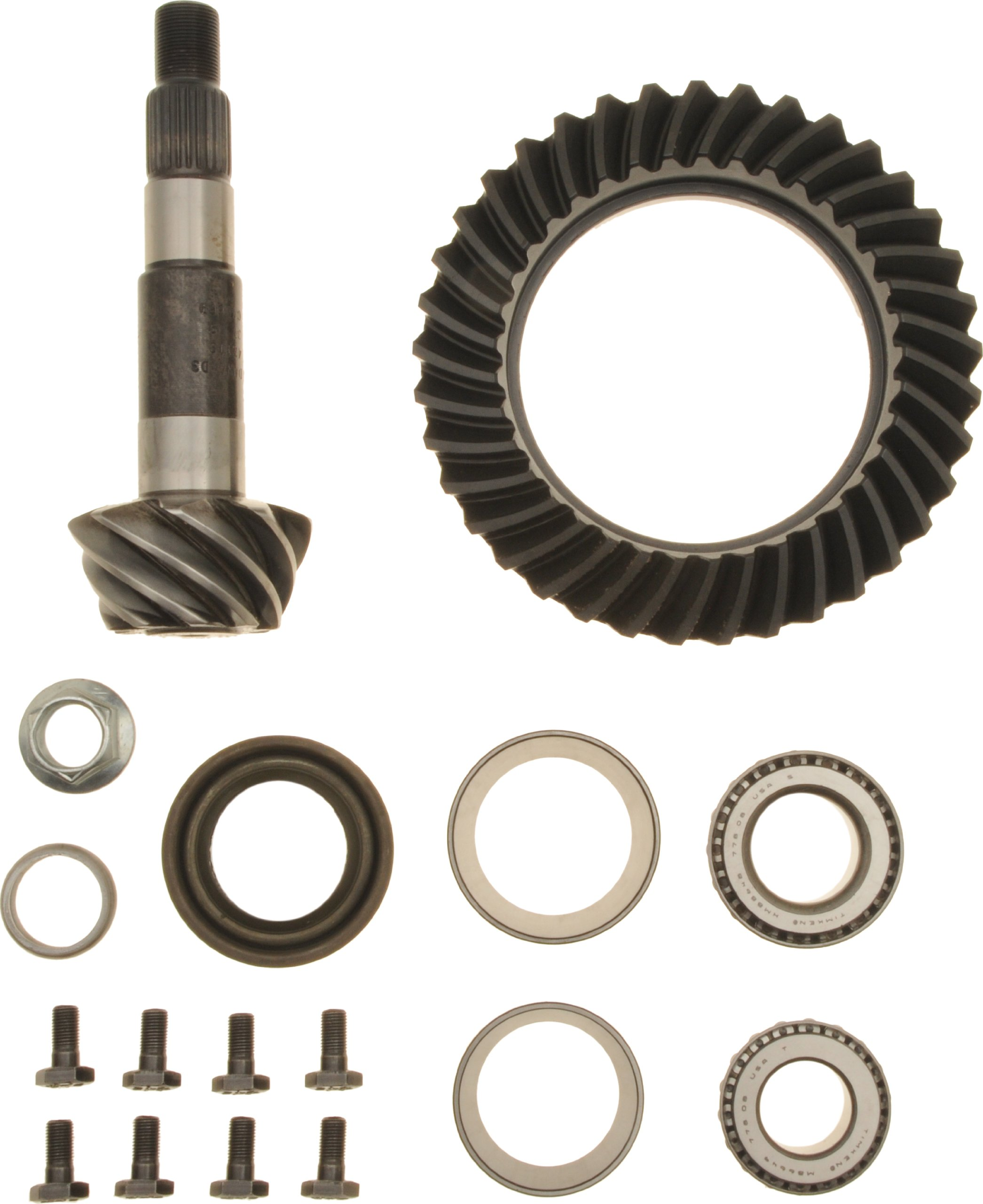 Spicer 707244-4X Ring and Pinion Gear Set