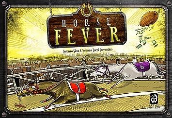 Cranio Creations CC007 Horse Fever - Juego de Mesa (para Mayores de 10 años, de 2 a 5 Jugadores, Instrucciones en Varios Idiomas): Amazon.es: Juguetes y juegos