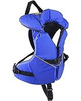 Stohlquist Child PFD 30 - 50 lbs,, Blue/Black