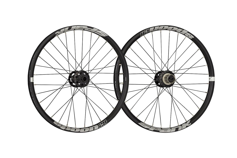 Spank Spoon 28自転車ホイールセット – 20インチ – c08sn2011 B01M3SQT18  ブラック