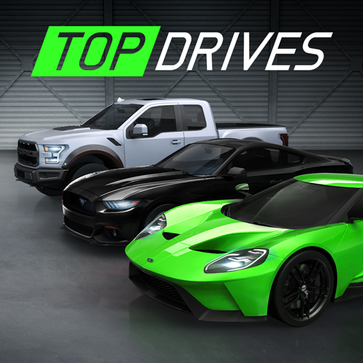 Top Drives – Car Cards Racing (Nascar Speedway)