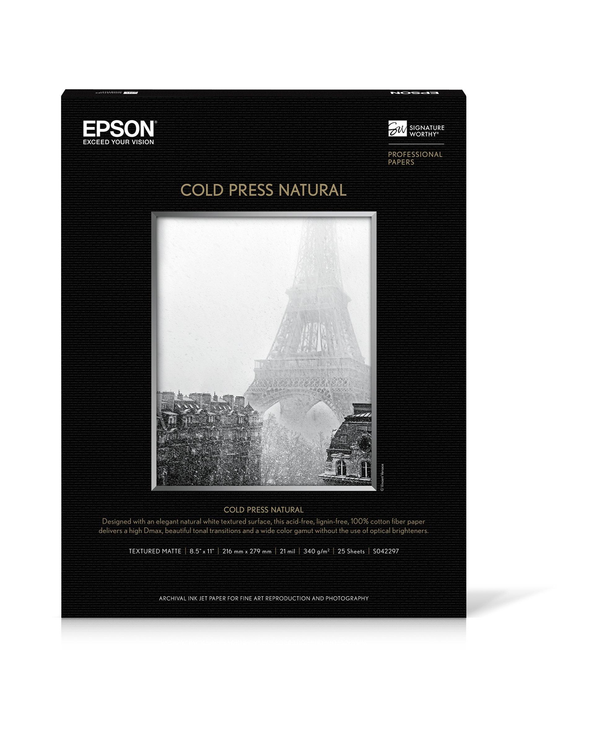 EPSS042297 - Cold Press Natural Fine Art Paper