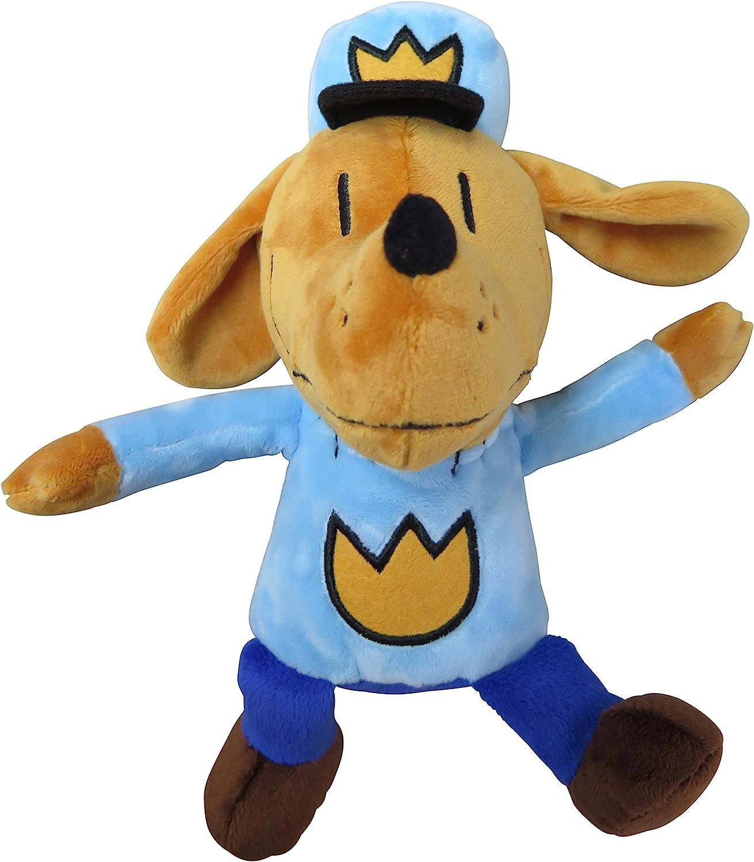 9-Inch MerryMakers Dog Man Bark Knight Doll
