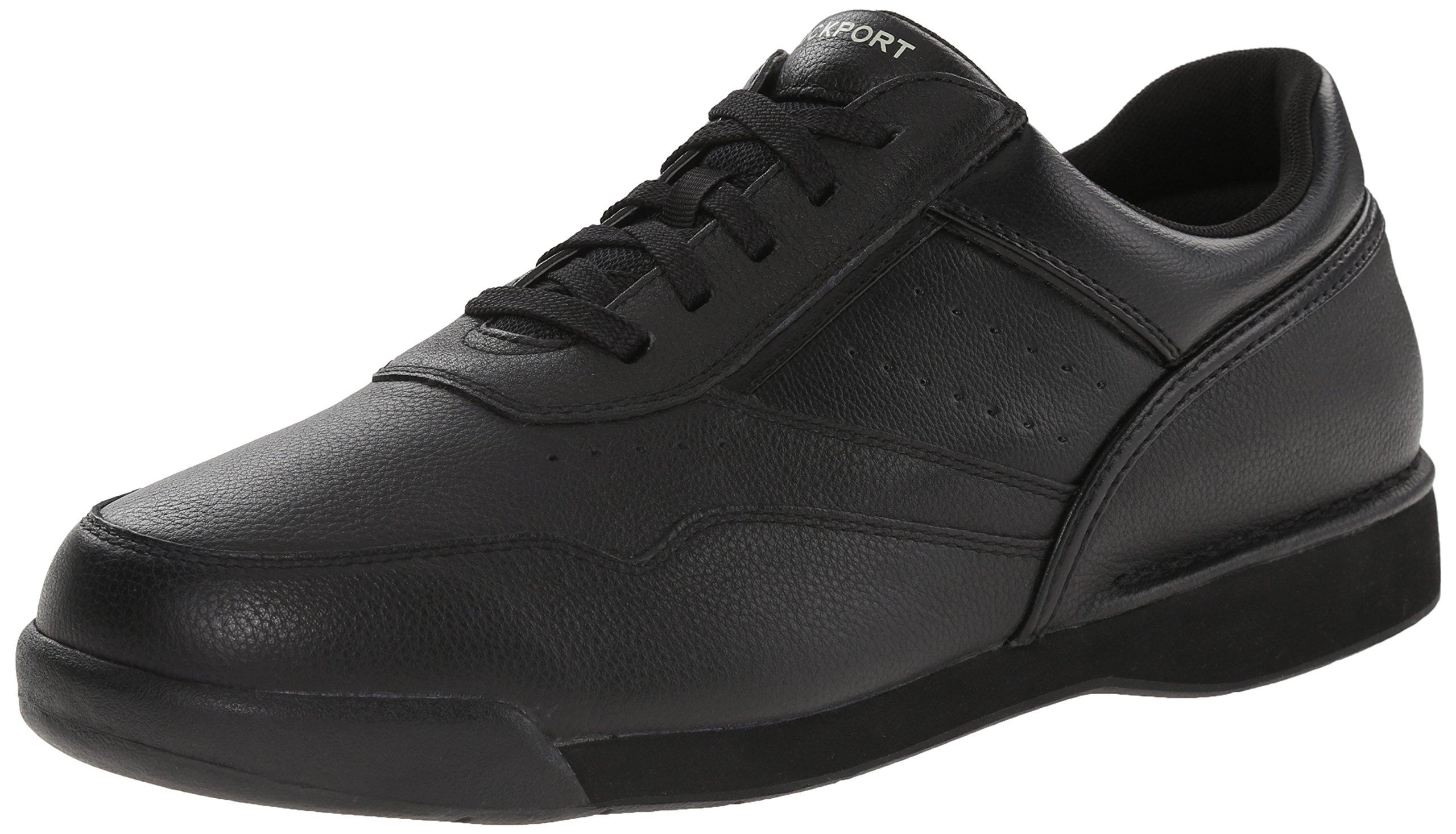 Rockport Men's M7100 Pro Walker Walking Shoe,Black,11 W US by Rockport