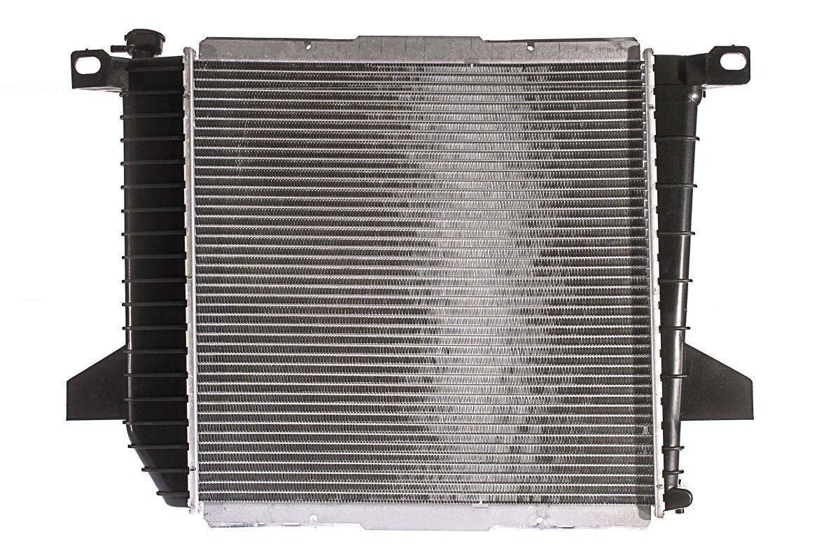 Klimoto Brand New Radiator fits Ford Ranger 1995 1996 1997 2.3L L4 675-02331A 675-02331B CU1726 RAD1726 RD1726