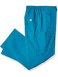 Carhartt Mens Rockwall Men's Cargo Scrub Pant Medical Scrubs Pants