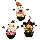 Baumschmuck Muffins Cupcake Christbaumschmuck Auf Amazon De Elektronik