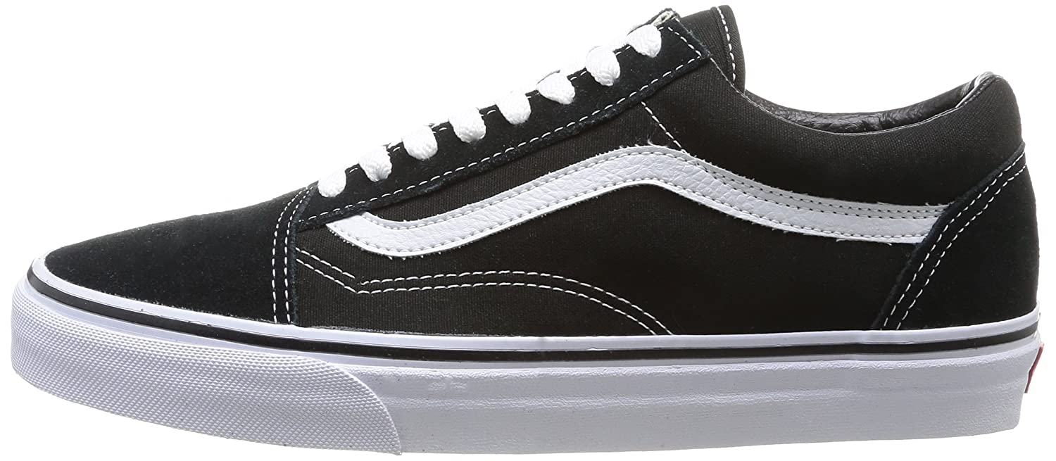 vans old skool black herren