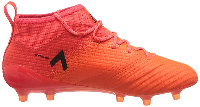 55cdf8f175d Adidas Men s Ace 17.1 Fg Sorang Cblack Solred Football Boots - 6 UK India  (39.33 EU)  Buy Online at Low Prices in India - Amazon.in