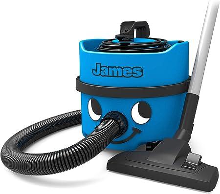Numatic JDS181-11 James JDS181-11-Aspirador con Bolsa, 620 W, 8 litros, Azul Verano: Amazon.es: Hogar