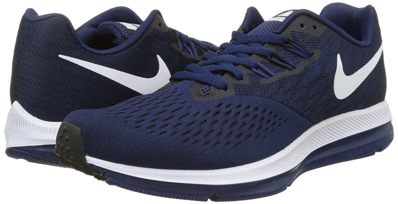 Men/Women Nike Men's Air Zoom Winflo 4 Running store Shoe Aesthetic appearance real Famous store Running BV11353 16eeea