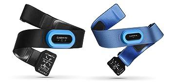 Garmin - Pack Ceinture Cardio-Fréquencemètre HRM-Tri/HRM - Swim