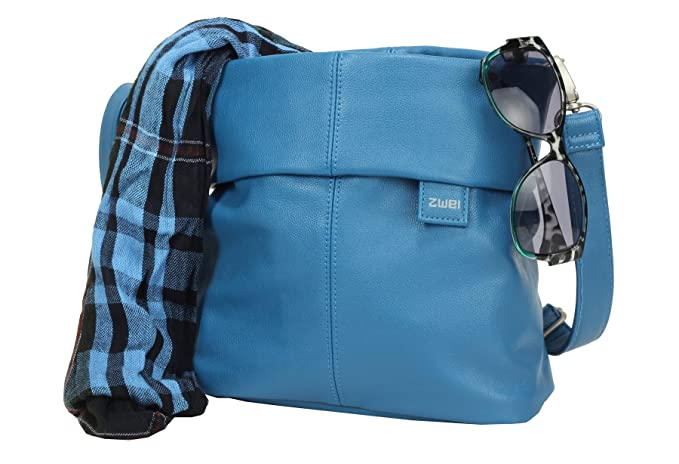7324981237d84 ZWEI MAEMOISELLE M8N blue  Amazon.de  Schuhe   Handtaschen