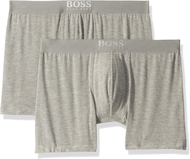 Hugo Boss BOSS Men's 2-Pack Ultra Soft Modal Boxer Brief