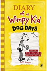 Diary of a Wimpy Kid: Dog Days Paperback