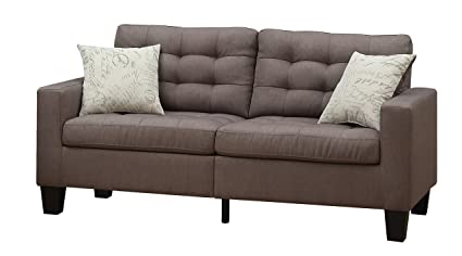 Charmant Furniture World Aston Sofa, Gray