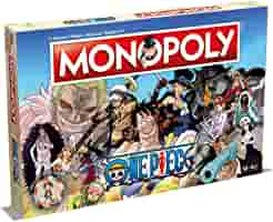 Monopoly One Pice – Juego de Mesa – Versión Francesa: Amazon.es: Juguetes y juegos