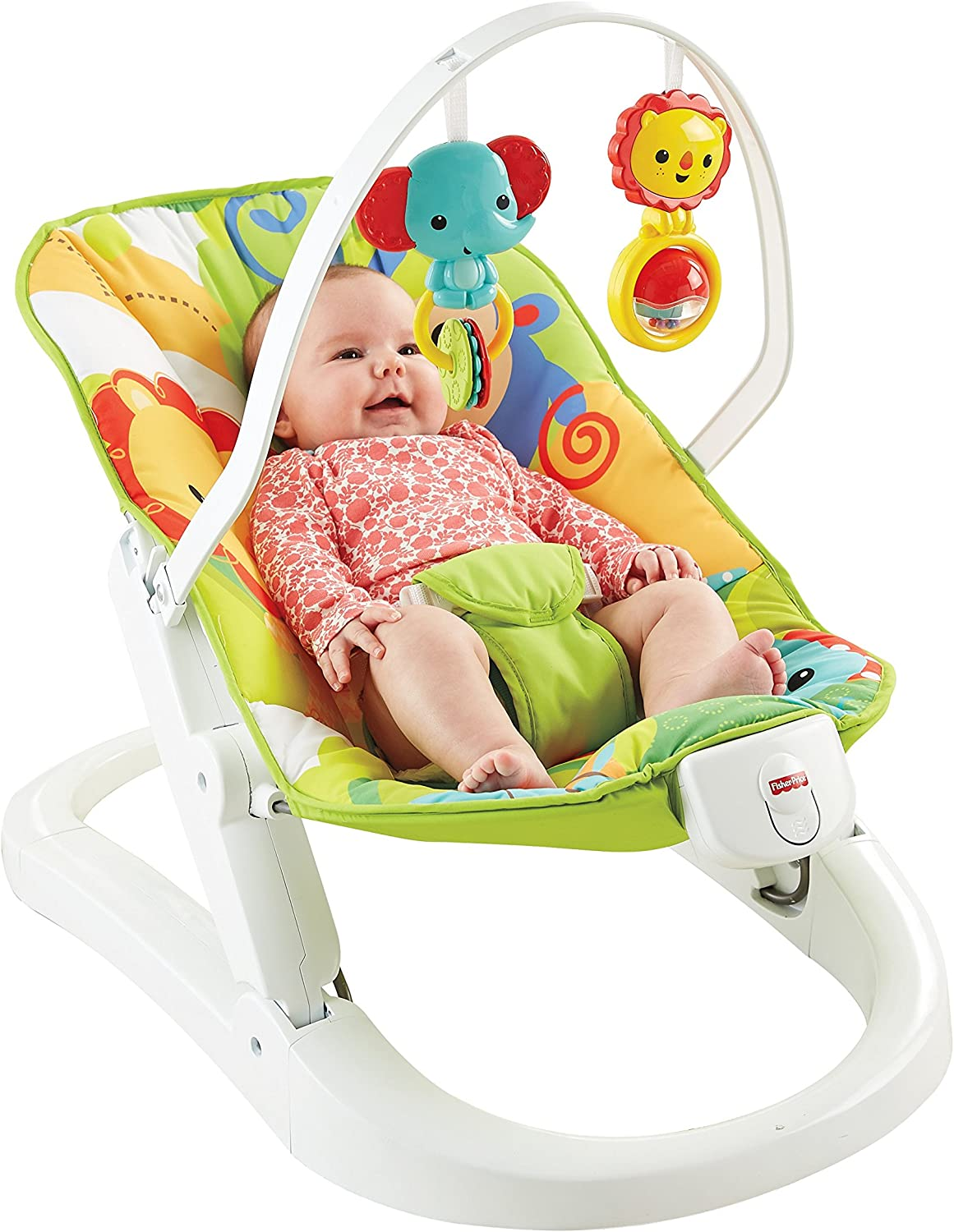 2.7 kg GNR00 Fisher-Price Signature Style Bouncer