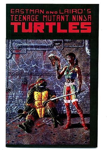 Amazon.com: Teenage Mutant Ninja Turtles #44 Bright Glossy ...