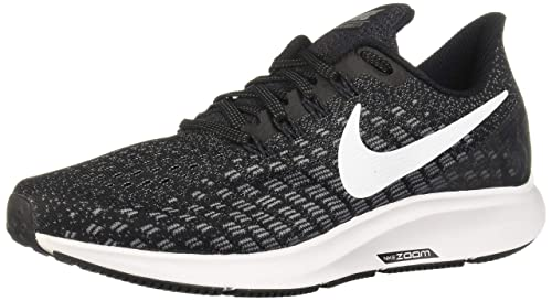 online retailer 98c5d 89b2c Nike Women s Air Zoom Pegasus 35 Running Shoes (7 M US, Black Oil