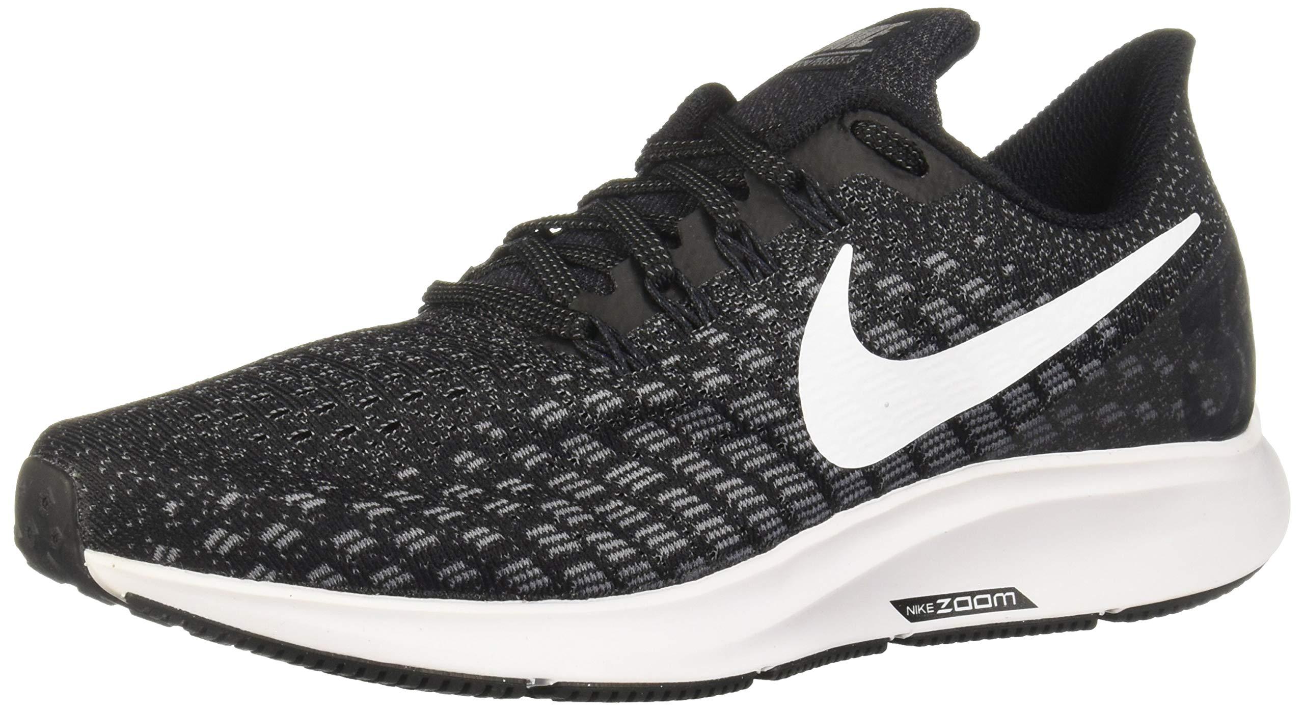 Nike Shox Current Gs Women's Running Shoe (5, Black/Black) by Nike (Image #1)