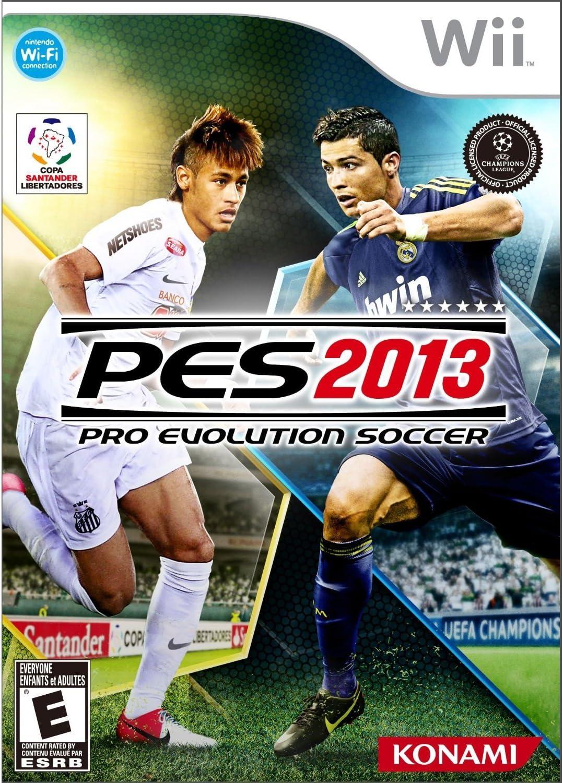 Amazon com: Pro Evolution Soccer 2013 - Nintendo Wii: Video