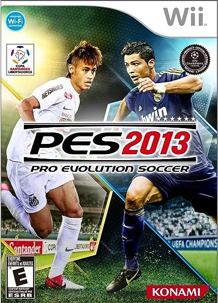 Pro Evolution Soccer 2013 - Nintendo Wii: Video Games - Amazon com