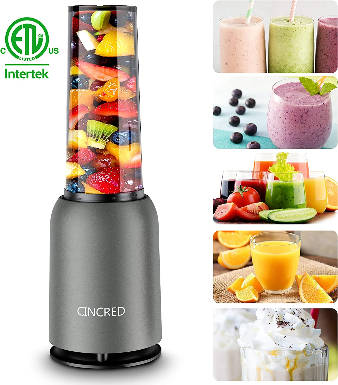 Professional Personal Countertop Blender for Protein Shakes