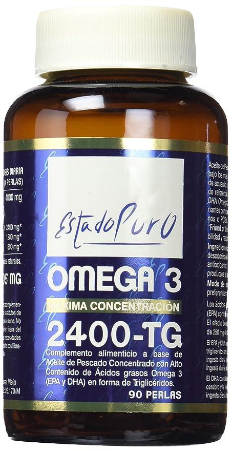 Tongil Omega 3 2400 TG Estado Puro - 90 Perlas