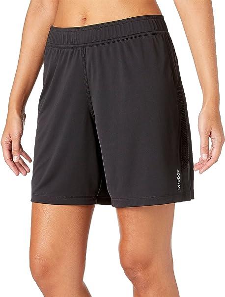 095b7dbfbb5 Amazon.com  Reebok Women s 7   Training Shorts  Sports   Outdoors