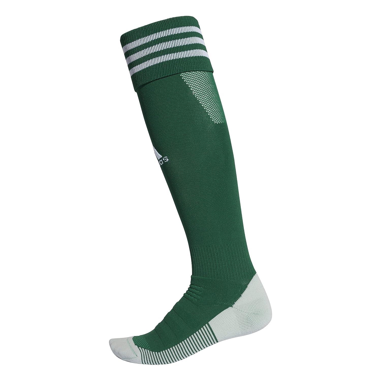 adidas Adisock 18 Socks, Dark Green/White, M CX2869