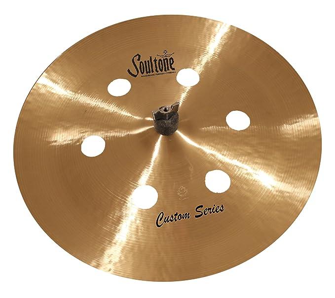 Soultone Cymbals CBRRA-CHN20FXO6-20 Custom Brilliant RA FXO 6 China