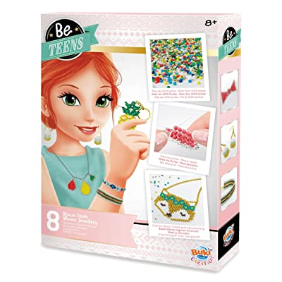 BUKI BE106 - Be Teens - Joyas Tejidas: Juguetes y juegos