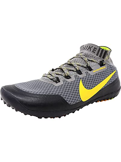9e3fe02a4b079 Image Unavailable. Image not available for. Color  Nike Women s 616254 080  Ankle-High Running Shoe ...